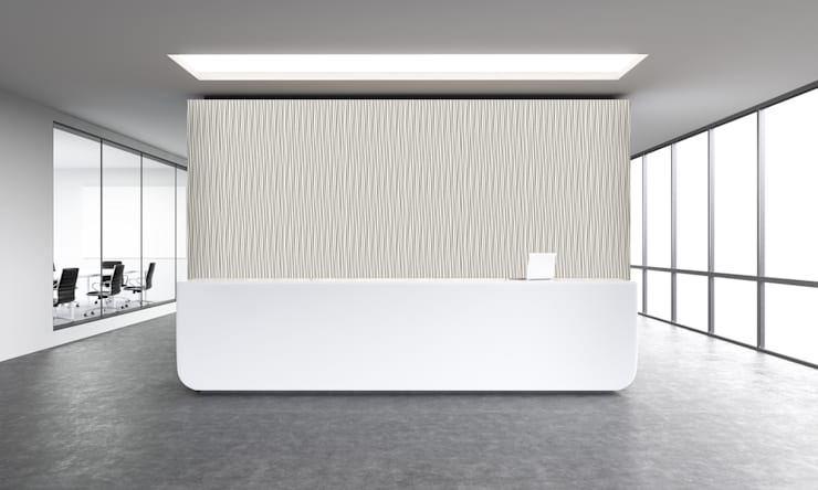 Modern Duvar & Zemin Kromart Wallcoverings - Papel Tapiz Personalizado Modern