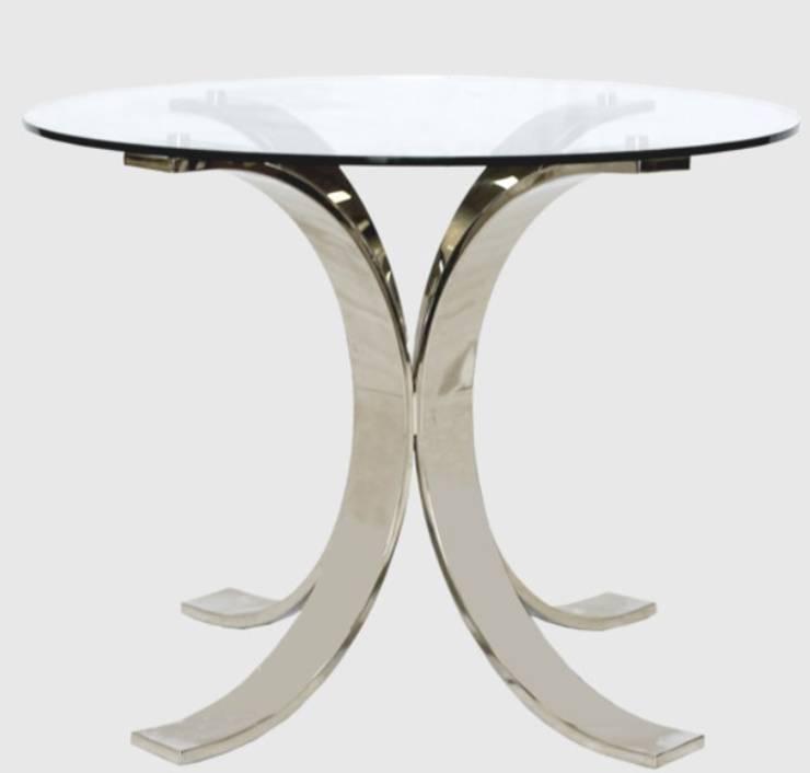 Mesa auxiliar:  de estilo  por Shirley Palomino, Moderno