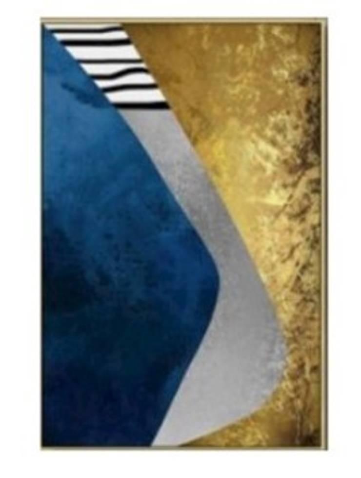 Canvas: Salas/Recibidores de estilo  por Shirley Palomino