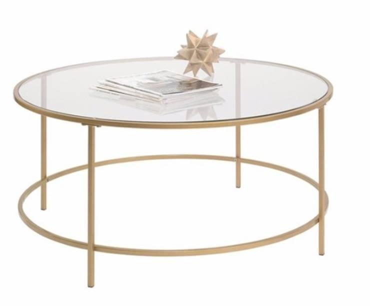 Mesa de centro: Salas/Recibidores de estilo  por Shirley Palomino