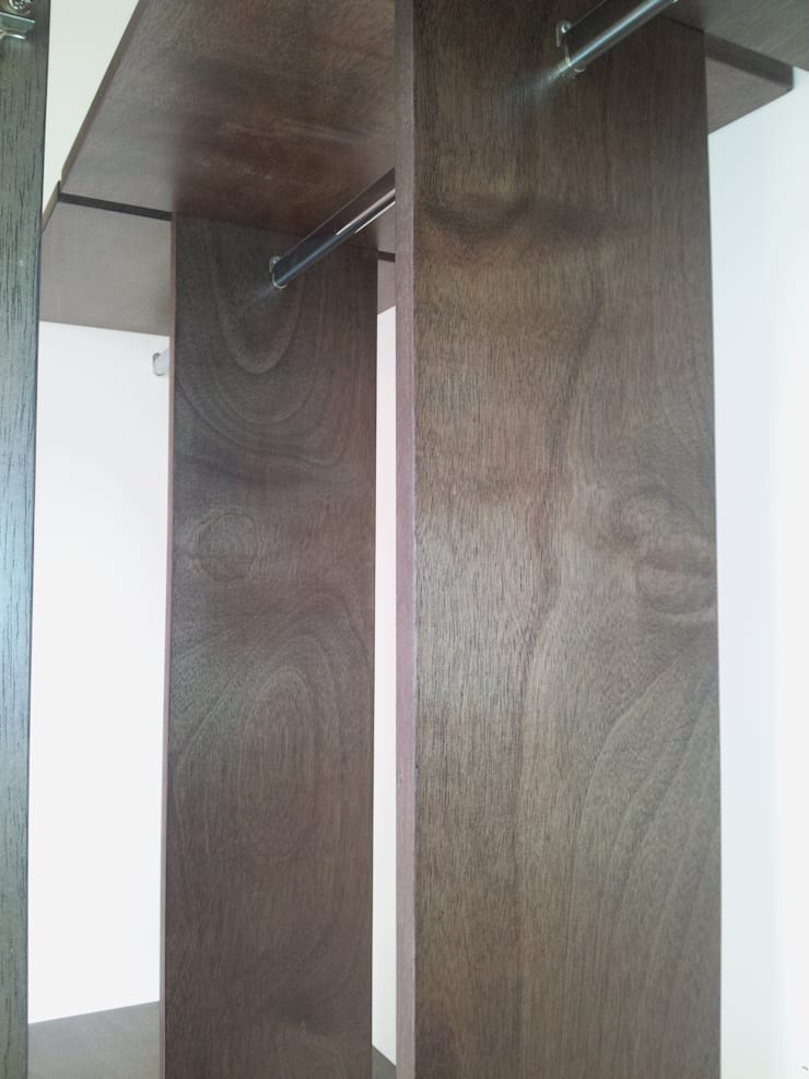 modern  by Creare Vida EN Madera, Modern Wood Wood effect