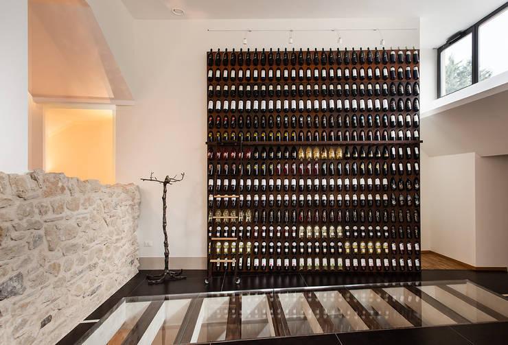 قبو النبيذ تنفيذ ELITE TO BE SRL