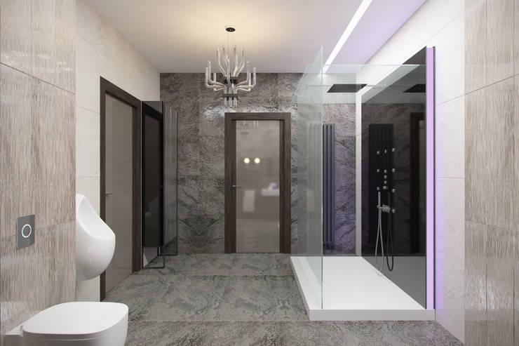 Arcada : Ванные комнаты в . Автор – YermolovDesign, Эклектичный