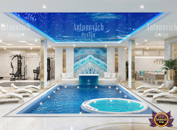 "Neoclassical Pool Design: {:asian=>""asian"", :classic=>""classic"", :colonial=>""colonial"", :country=>""country"", :eclectic=>""eclectic"", :industrial=>""industrial"", :mediterranean=>""mediterranean"", :minimalist=>""minimalist"", :modern=>""modern"", :rustic=>""rustic"", :scandinavian=>""scandinavian"", :tropical=>""tropical""}  by Luxury Antonovich Design,"