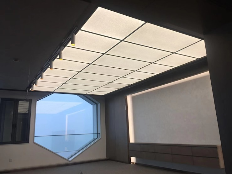 Customized LED Light Panel for Office Lighting: modern  by MAX Illumination, Modern Plywood
