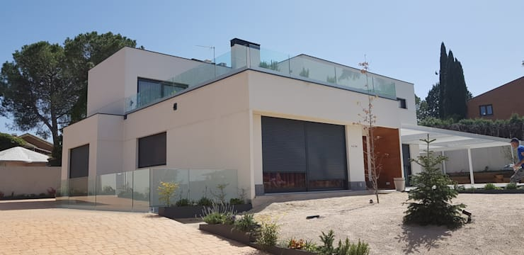 by MODULAR HOME Modern Concrete
