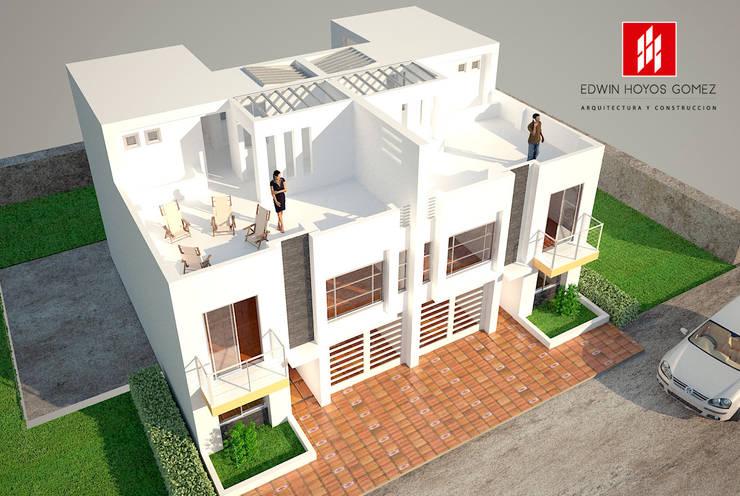 by EHG arquitectura y construcción,