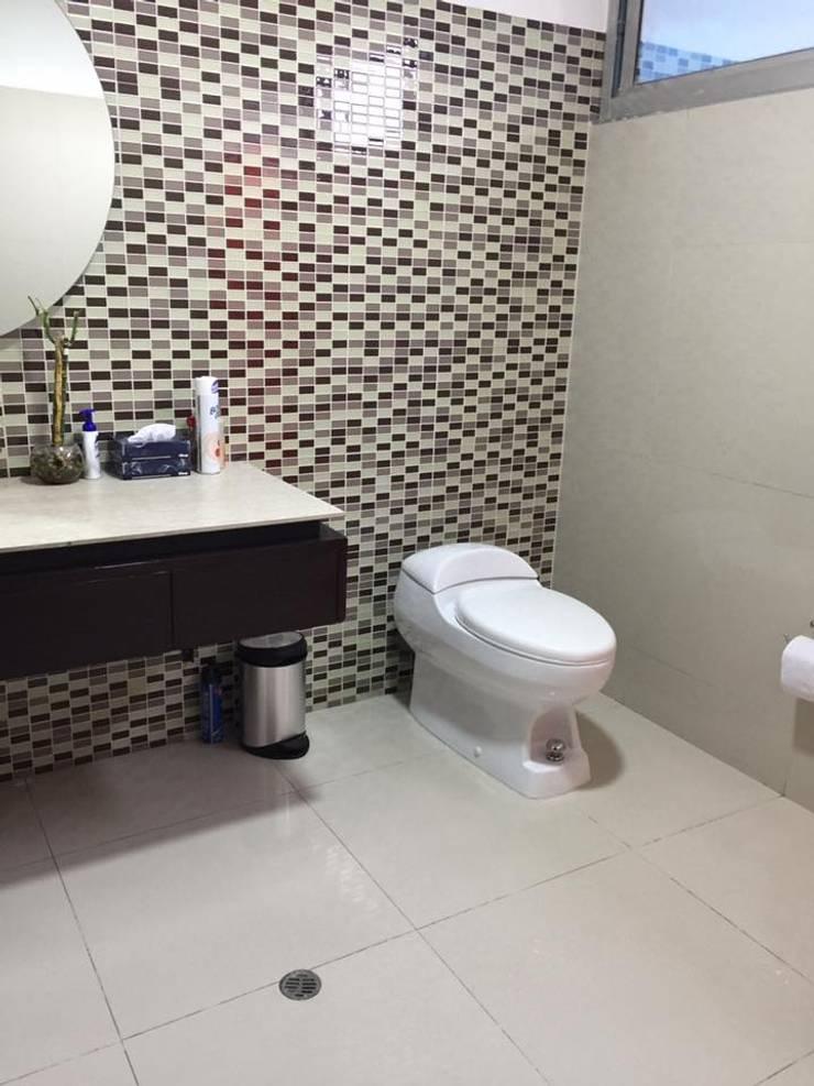 浴室 by End International,