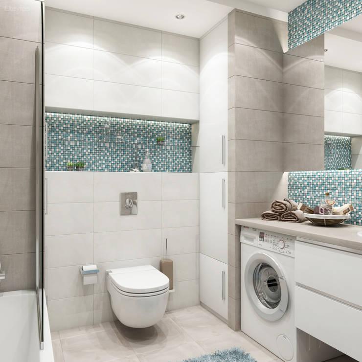 Phòng tắm by Etevios