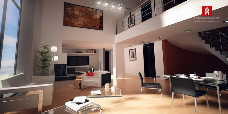 by EHG arquitectura y construcción
