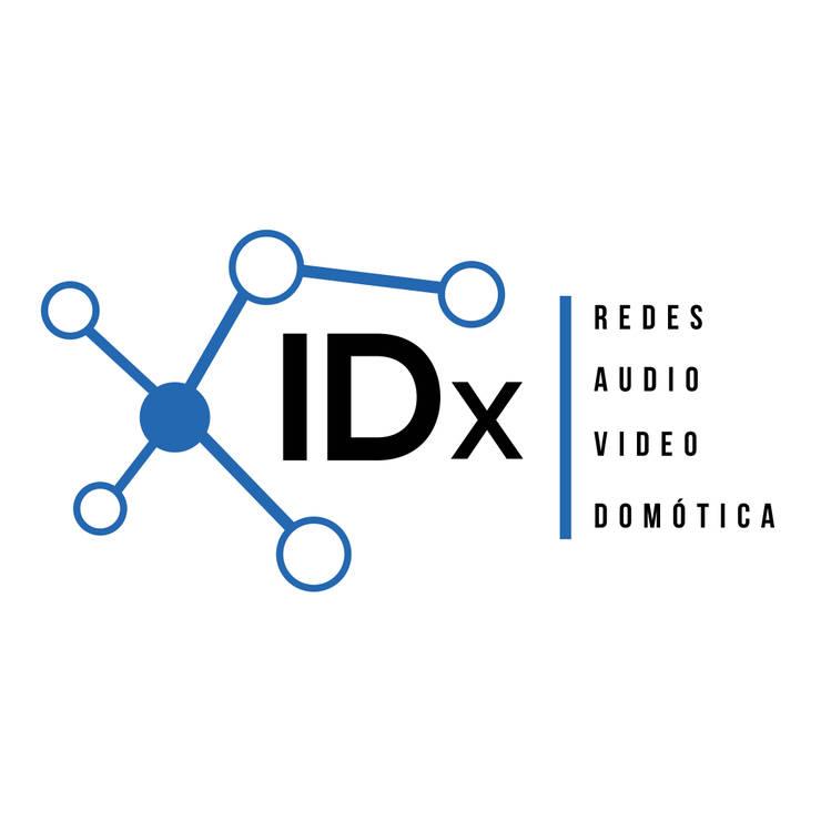 IDx Redes Limitada: Hogar de estilo  por IDx Redes Limitada