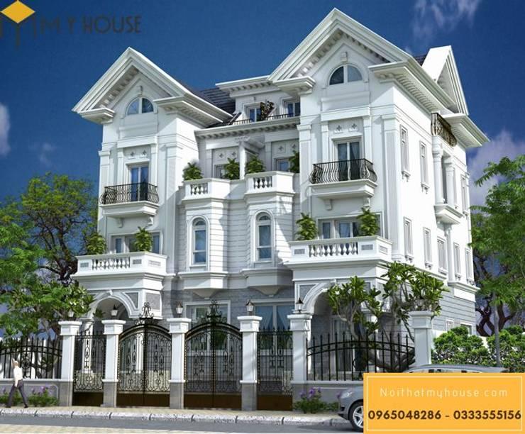 Mẫu thiết kế nội thất đẹp 2019 - Nội Thất My House:  Artwork by Nguyễn Xuân Sơn