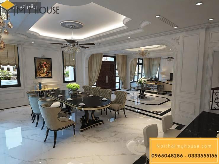 Mẫu thiết kế nội thất đẹp 2019 – Nội Thất My House:  Bathroom by Nguyễn Xuân Sơn