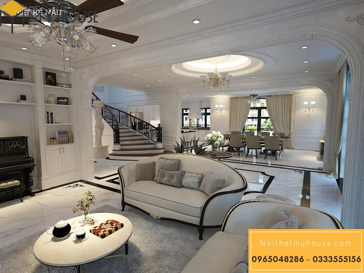 Mẫu thiết kế nội thất đẹp 2019 – Nội Thất My House:  Artwork by Nguyễn Xuân Sơn