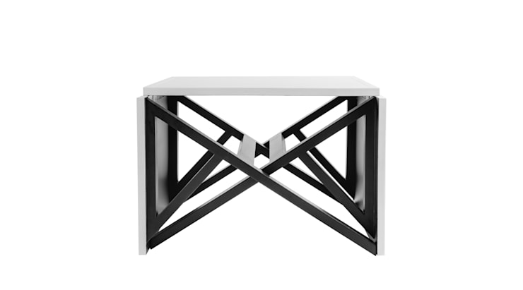 โต๊ะเบ็คเค็ทท์ (Beckett Table):  ห้องทำงานและสำนักงาน by THUS FURNITURE