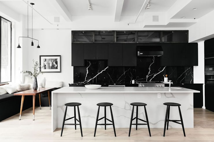 Kitchen by Nuno Pegado - Homify , Modern