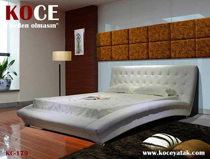 Bedroom oleh Özyurt Paz.Ltd.Şti.