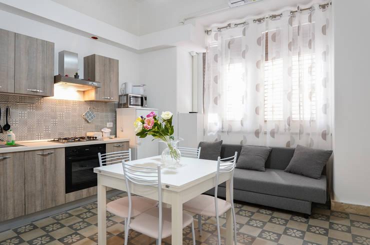 <q>Il Tari'</q> Palermo: Cucina in stile  di Danilo Arigo,
