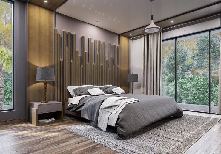 ห้องนอน by ANTE MİMARLIK