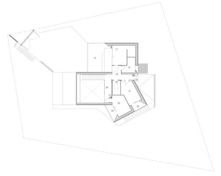 Planimetria:  in stile  di smellof.DESIGN