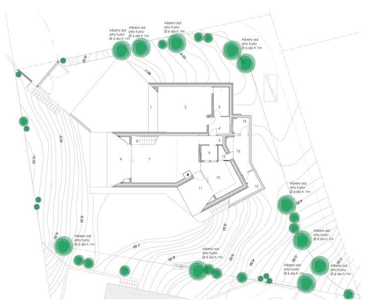 Planimetria 2:  in stile  di smellof.DESIGN