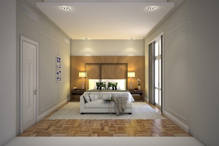 Hoteles de estilo ecléctico de Froma Arquitetura Ecléctico