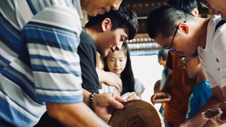 木拍週|遊客體驗活動:  房子 by 製材所 Woodfactorytc