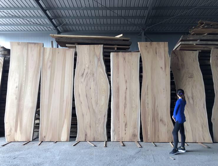 木拍週|毛料選購:  房子 by 製材所 Woodfactorytc