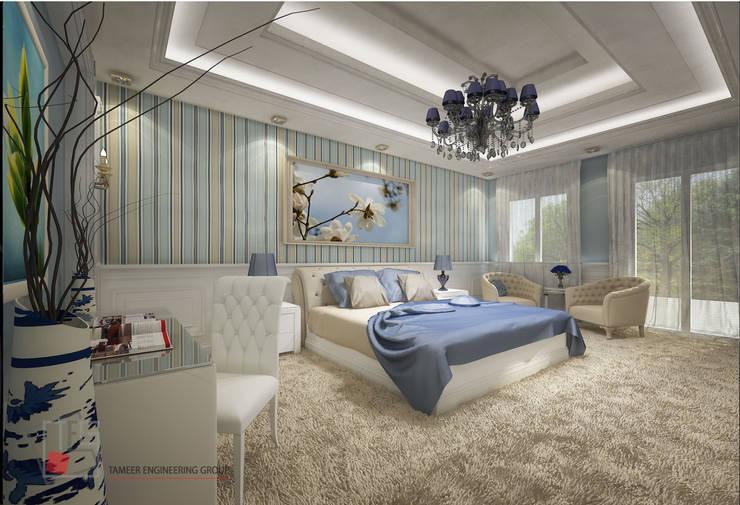 Khaled Al Safyan Palace :   تنفيذ مجموعة تعمير الهندسية - TEG Designs