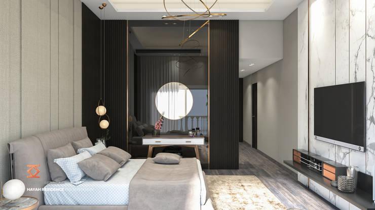 Bedroom by ICONIC DESIGN STUDIO, Modern