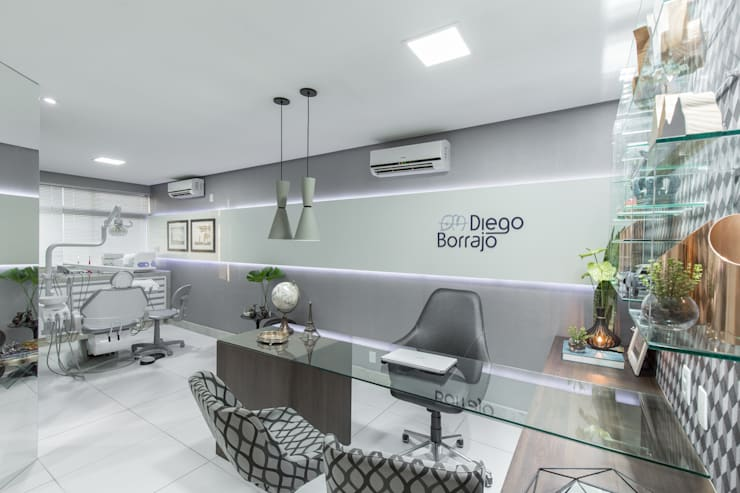 Lívio Andrade arquitetura e ambientaçãoが手掛けた医療機関