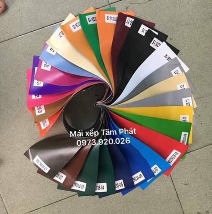 Màu bạt mái xếp hợp phong thuy cho tuổi Thìn, tỵ, ngọ, mùi, thân, dậu, tuất, hợi, tý, sửu, dần, mạo:   by CÔNG TY TNHH CK XD TM DV TÂM PHÁT
