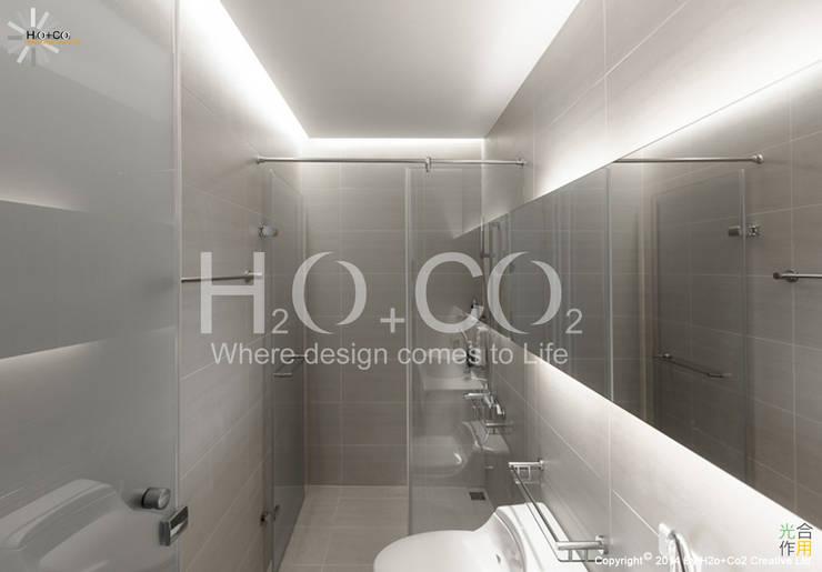 質樸:  浴室 by 光合作用設計有限公司