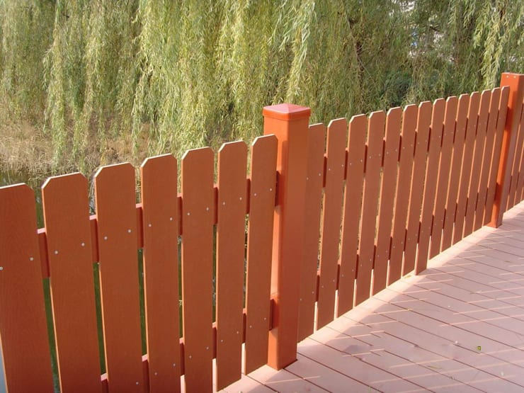 composite railing:   by Coowin Group