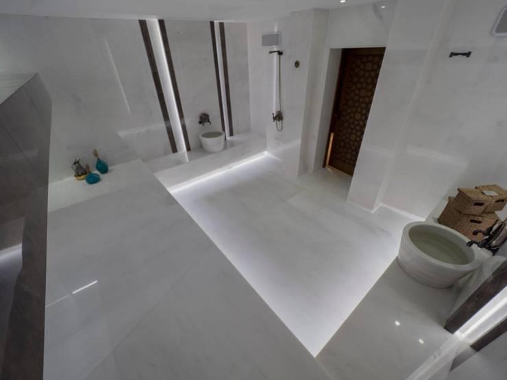 Steam Bath by Çilek Spa Design
