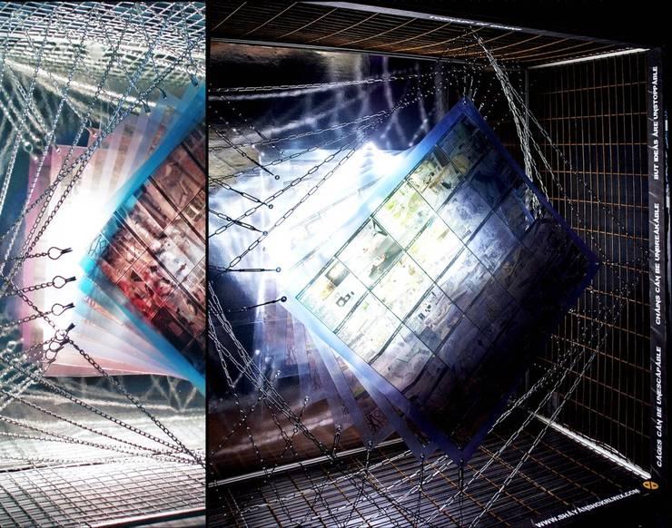 Exhibition centres by Deev Design