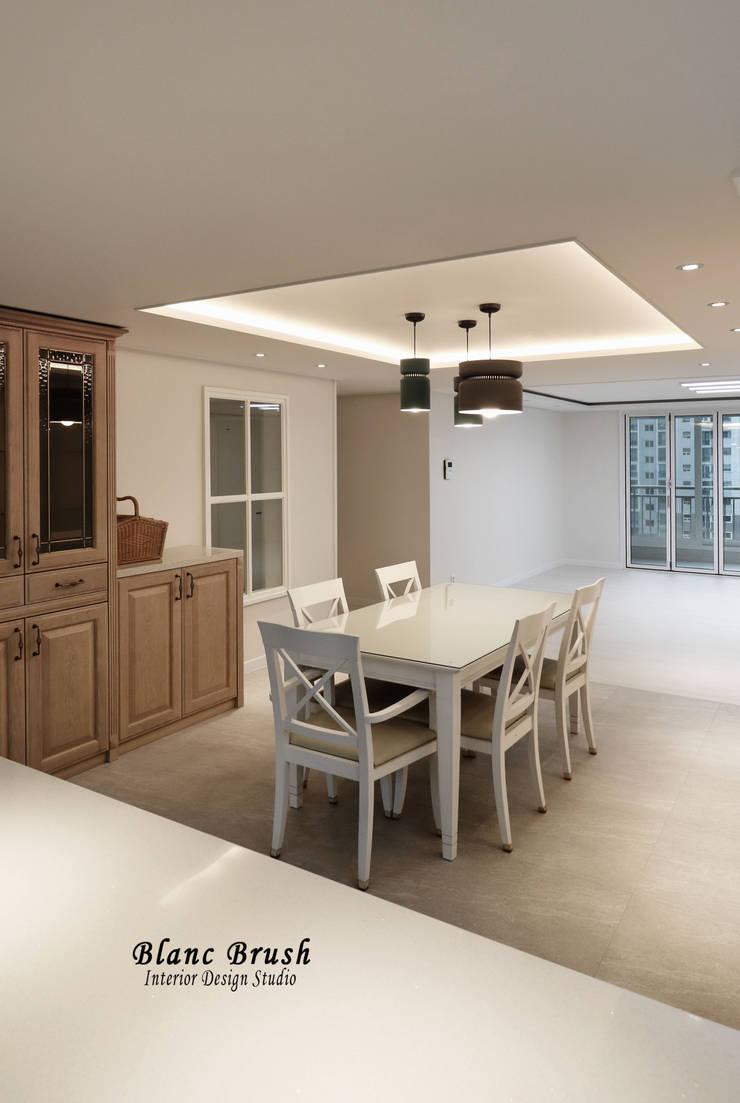 Dining room by 블랑브러쉬