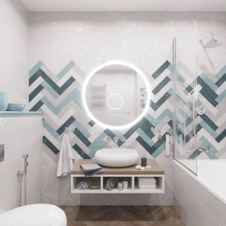 Badkamer door DIZ62