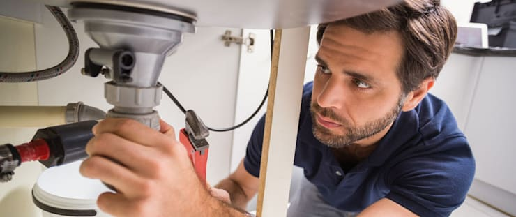 Plumbing Maintenance:  Bathroom by Plumber George