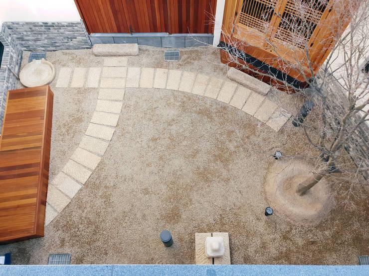 다옴재 project: 성종합건축사사무소의  정원,
