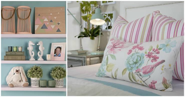 Kids Bedrooms :  Nursery/kid's room by Joseph Avnon Interiors