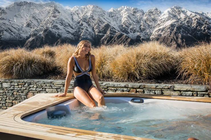 Swimming Pool Alternative:  Garten von SPA Deluxe GmbH - Whirlpools in Senden