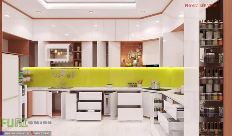 Kitchen by Công Ty TNHH Funi,