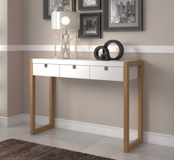 modern  by SYNERGY DESIGN, Modern Wood Wood effect