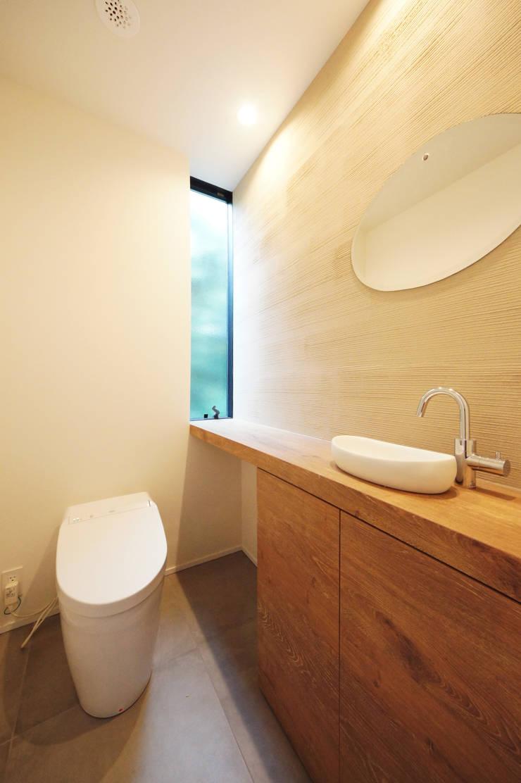 Projekty,  Łazienka zaprojektowane przez TERAJIMA ARCHITECTS,