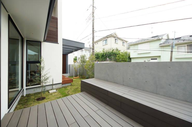 Projekty,  Ogród zaprojektowane przez TERAJIMA ARCHITECTS,