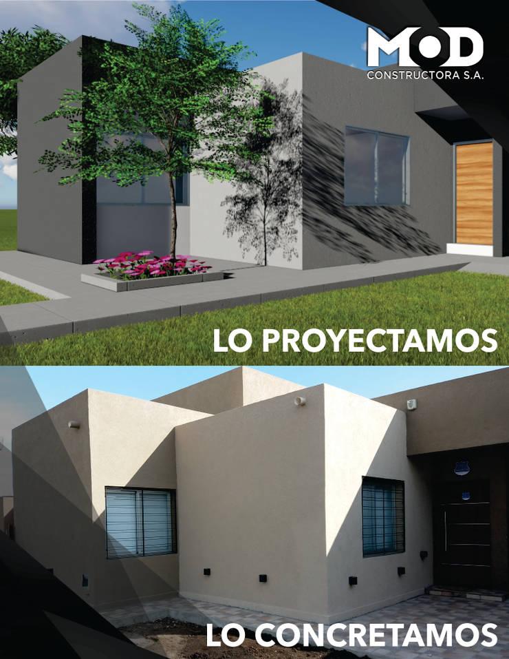 MOD-PREMIUM 1 02 105:  de estilo  por MOD CONSTRUCTORA SA,