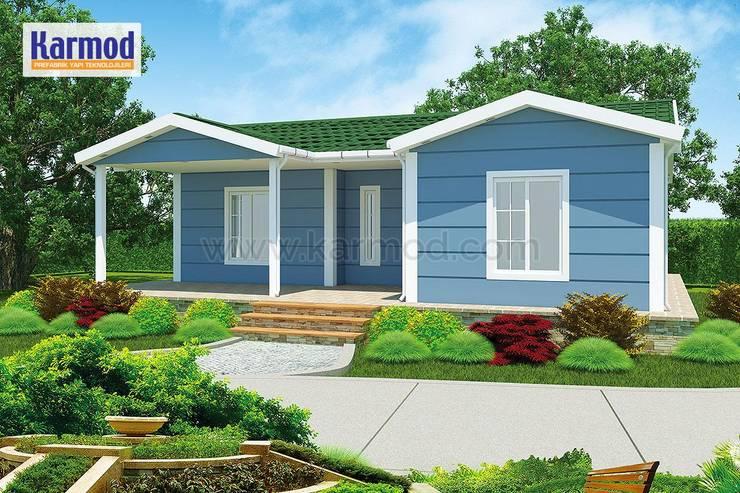 KARMOD PREFABRICATED TECHNOLOGIES – vivienda prefabricada:  tarz