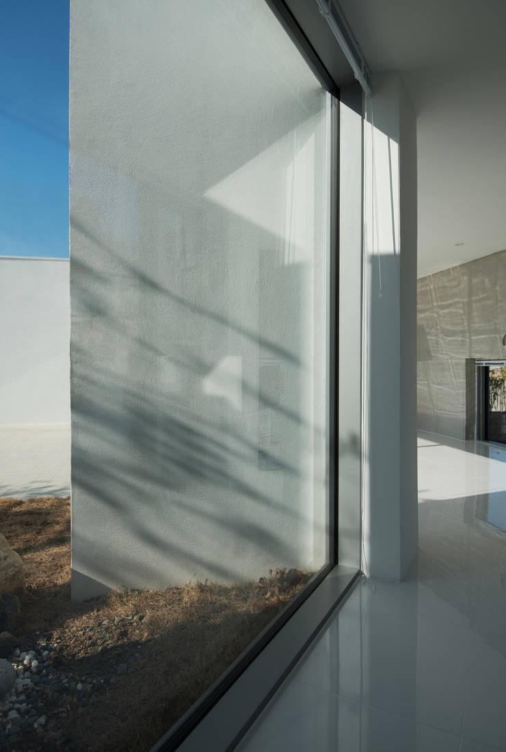 Meta House: ARCHIRIE의  창문,