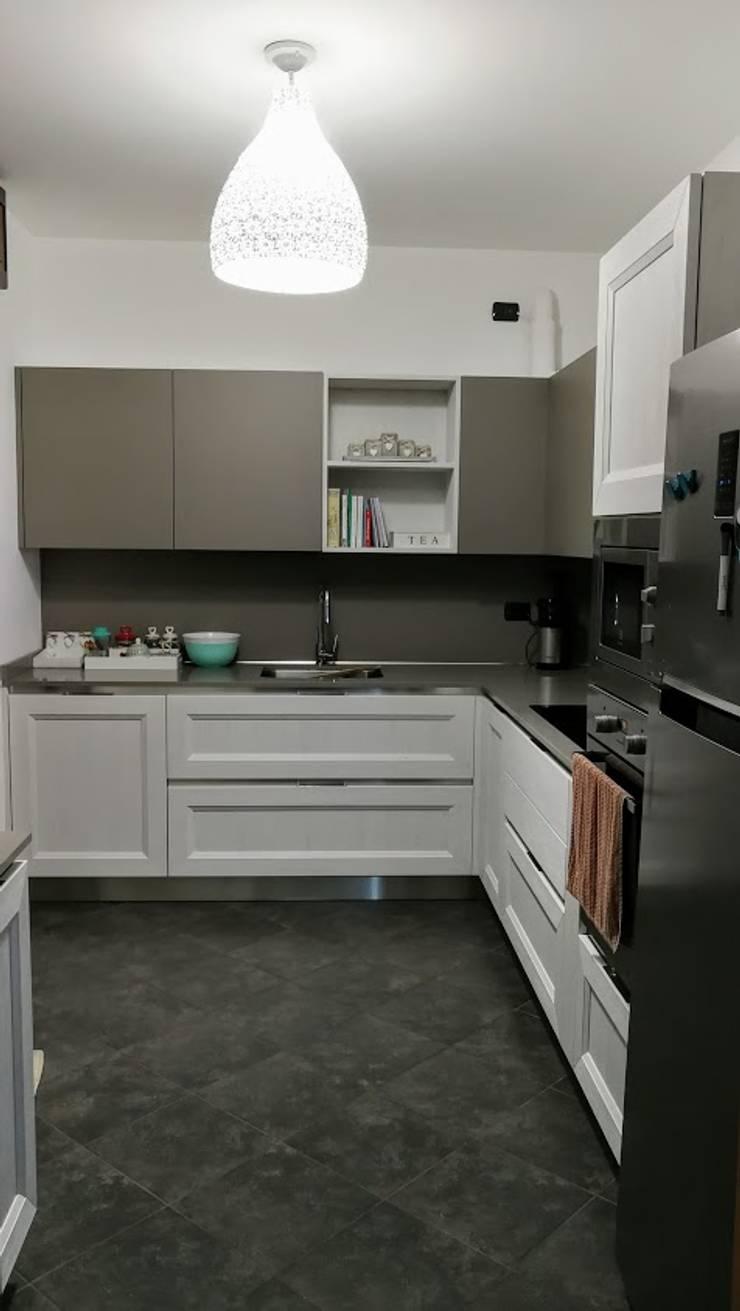 Cucina, Soggiorno e Bagno di Formarredo Due design 1967 | homify